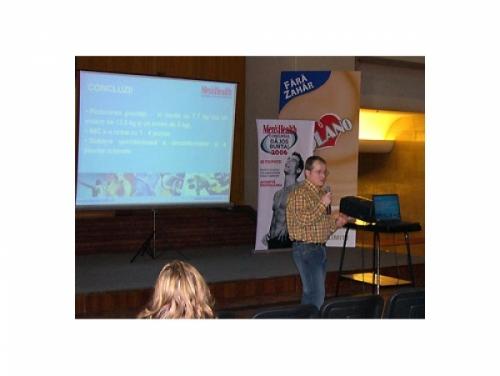 FITNESS & LIFESTYLE REVOLUTION - seminarii - imaginea 1
